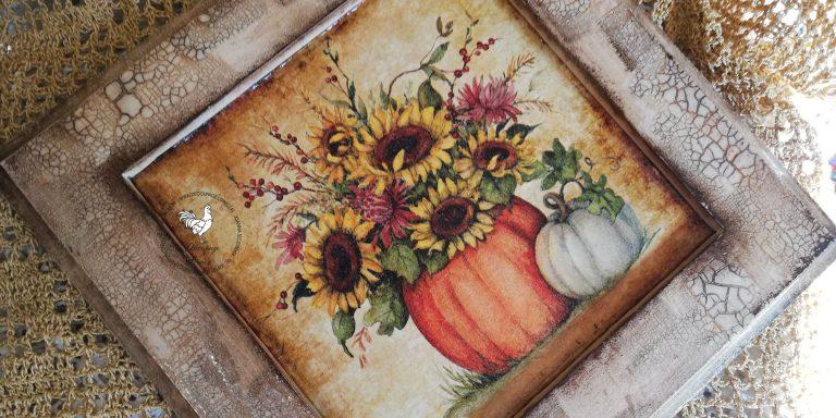 Jesiennie…