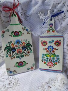 Read more about the article Deski drewniane łowickie folk NOWOŚĆ!!